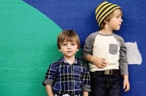 Детская мода-2013: 5 модных вещей для мальчиков
