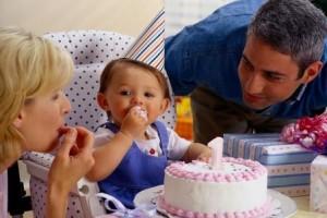 Что подарить сыну на первый День рождения