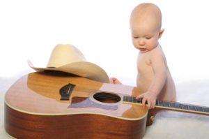 Музыкальная терапия для ребенка