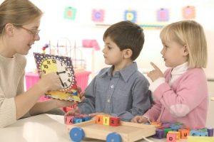 Как научить ребенка определять время