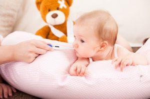 Сыпь у новорожденных и грудных детей