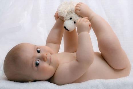Врожденные рефлексы детей