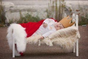 Советы родителям: как уложить ребенка спать