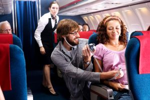 Перелет в самолете во время беременности