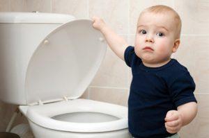 Лечение запоров у ребенка