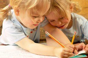 Тесты на интеллектуальное развитие ребенка 3 лет
