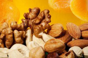 Орехи, семечки и сухофрукты в детском рационе