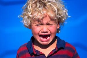 Детские истерики: как успокоить ребенка?