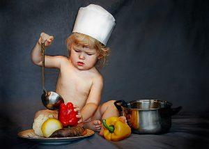 Правильное питание для укрепления иммунитета ребенка