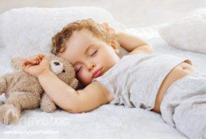 Здоровый сон ребенка: основные правила