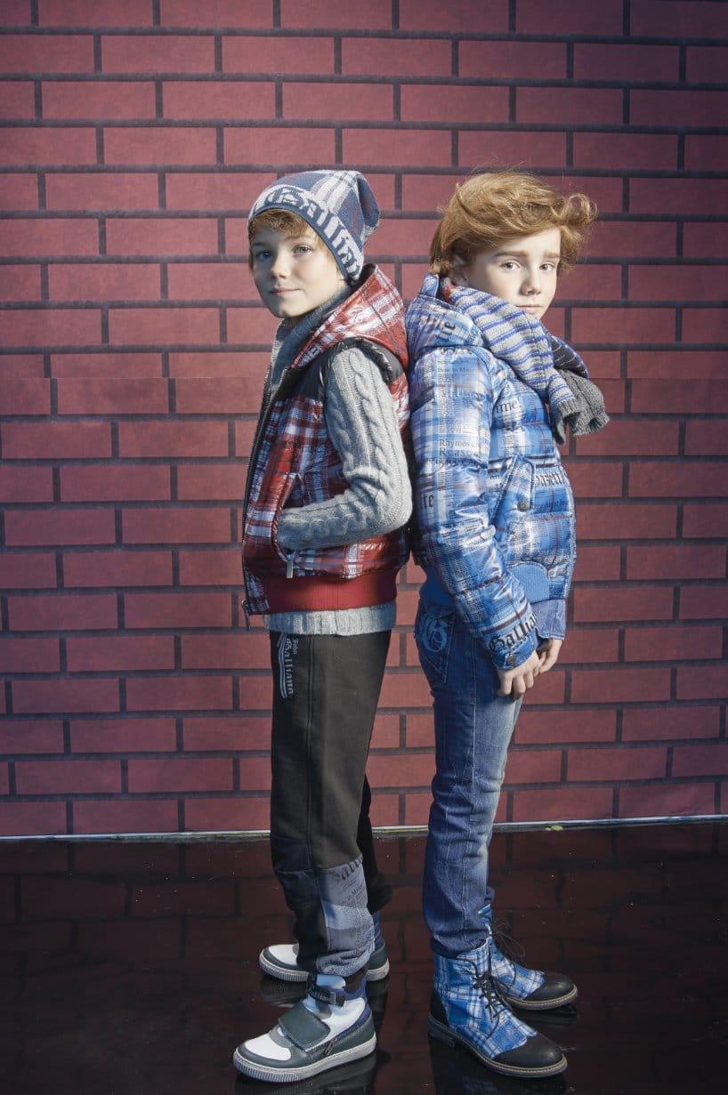 Детская мода осень-зима 2013/2014