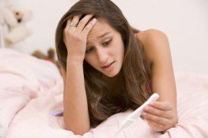 Менструальный цикл и беременность
