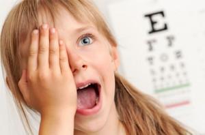 Детский астигматизм: 10 упражнений для глаз
