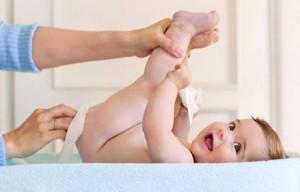 9 самых частых причин опрелостей у ребенка