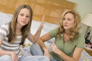 Как договориться с бунтующим подростком