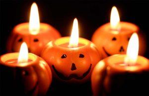 pumpkinПоделки на Хэллоуин: паучок2