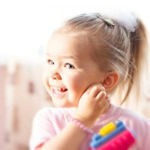 Как выбрать серьги для ребенка?