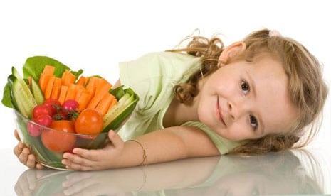 Как кормить ребенка от 3 до 7 лет