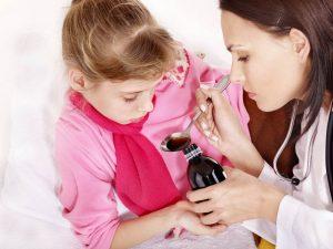 Как избавить ребенка от кашля?