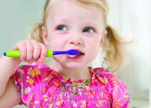 Все о гигиене полости рта малыша