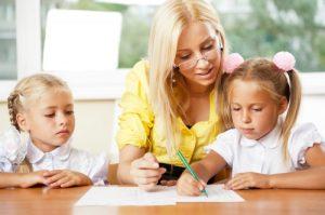 Обучение ребенка письму с помощью игры