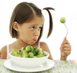 Что делать, если дети не любят овощи