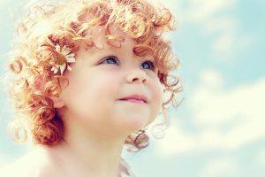 Советы по уходу за волосами ребенка