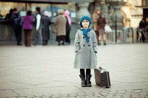 Чем занять ребенка по дороге в детский сад