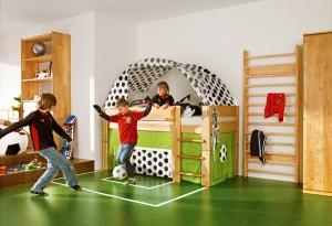 Как оформить детскую комнату по фен-шуй