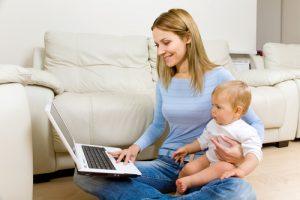 ТОП-5 книг для молодых мам