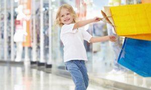 Советы родителям: поход с ребенком в торгово-развлекательный центр