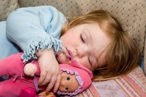 Как уложить ребенка спать и сэкономить время