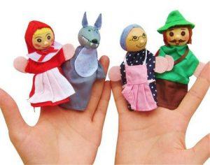 ТОП-3 пальчиковые игры для детей 1-2 лет
