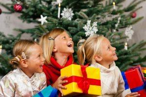 Новогодний утренник для детей разных возрастов
