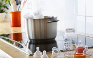 Способы стерилизации детских бутылочек