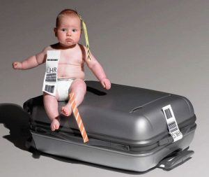 Отпуск с маленьким ребенком: 10 аргументов «за»