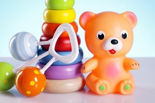 Как выбрать игрушки для трехмесячного ребенка