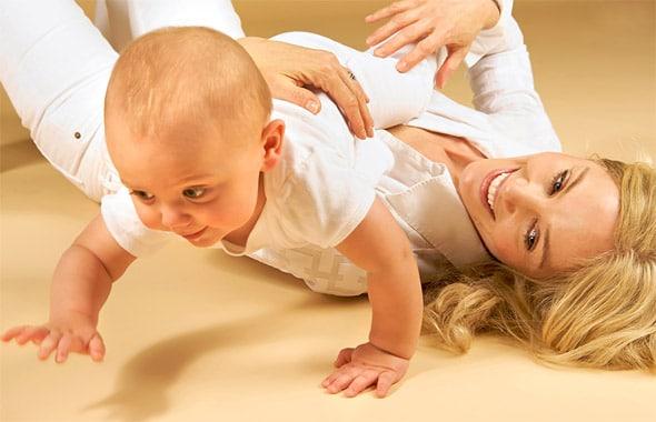 Навыки ребенка на первом году жизни