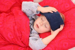Скарлатина у ребенка: признаки и лечение