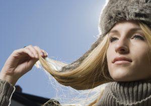 6 правил зимнего ухода за волосами