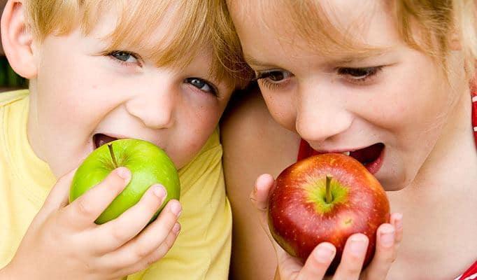 Питание для профилатики анемии у ребенка