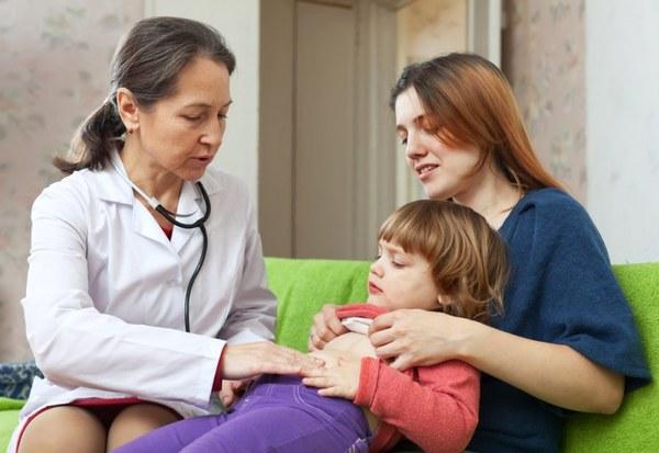 Народные средства для нормализации работы кишечника у детей
