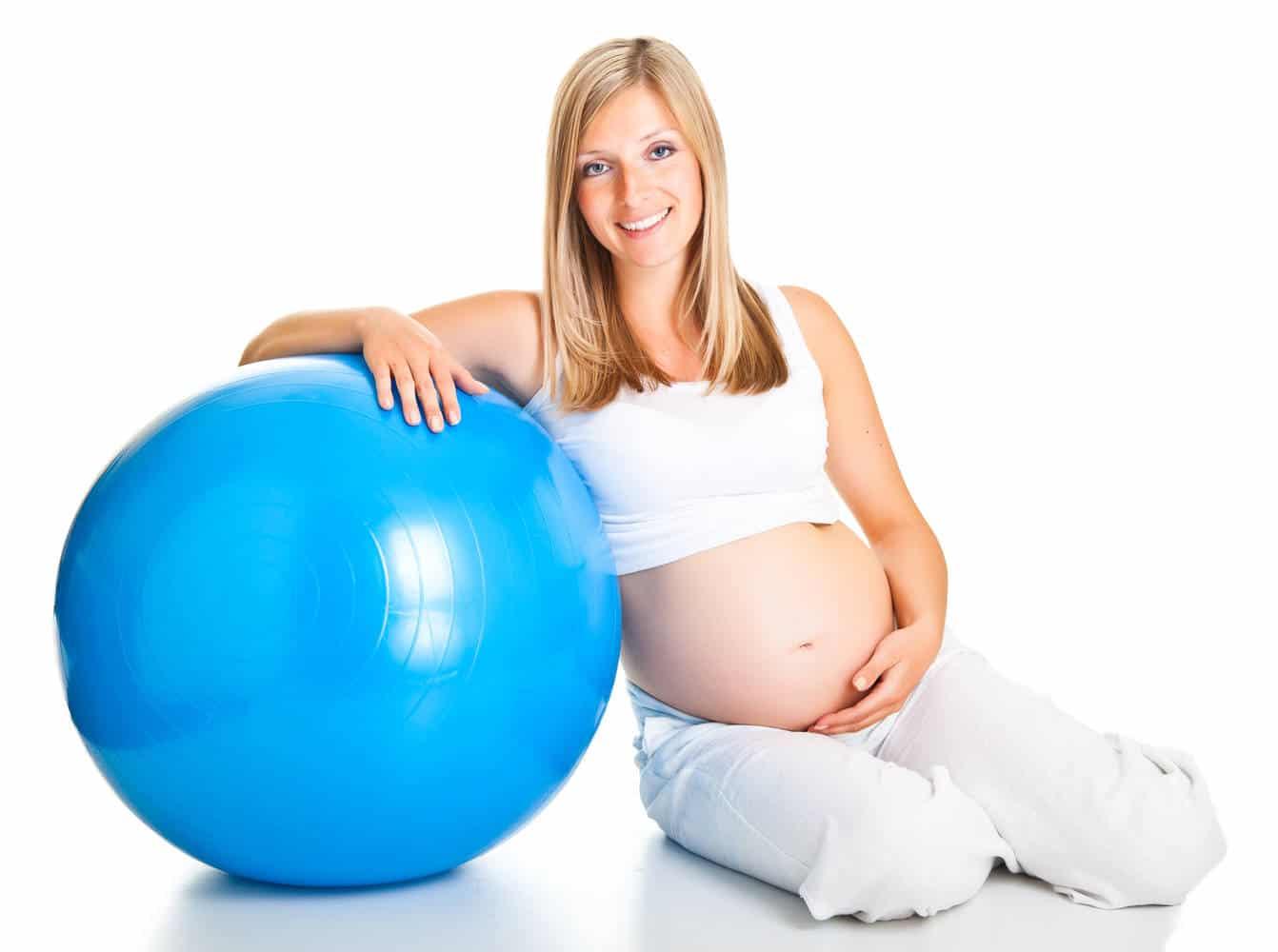 Как сделать тренировки во время беременности безопасными