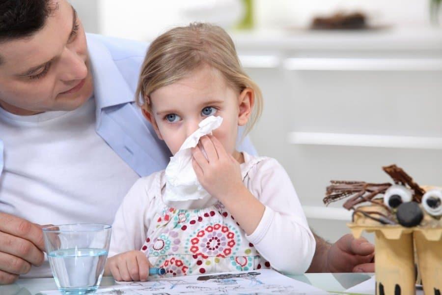 Насорк у ребенка: причины, виды, лечение и народные средства