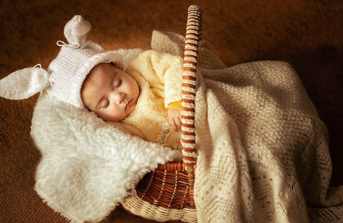 Картинки сладких снов малыш