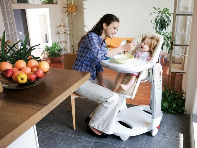 Советы, как выбрать стульчик для кормления