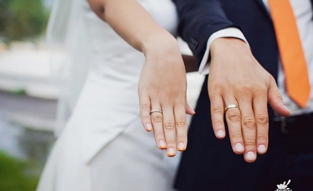 Советы, как выбрать обручальное кольцо