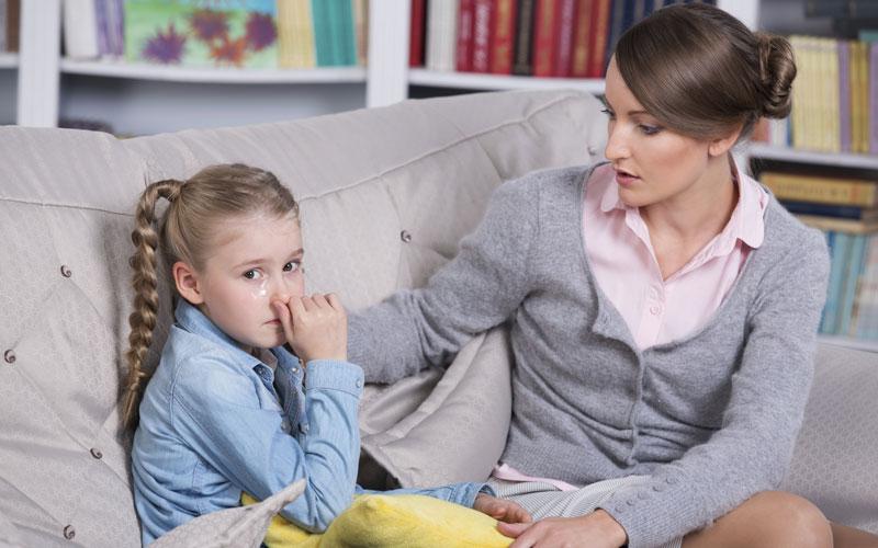 Причины детских истерик и как способы успокоить ребенка