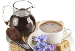 Цикорий, чай, травы
