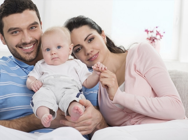 Как сохранить отношения в браке после рождения ребенка